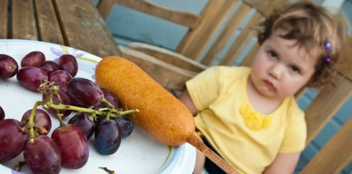 Dealing with toddler food strikes - Tips for parents