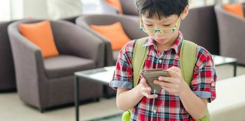 Is Your Child Ready for a Mobile Phone?