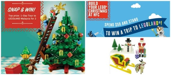 Mums & dads, don't LEGO of this chance to win big at the HarbourFront Centre this December