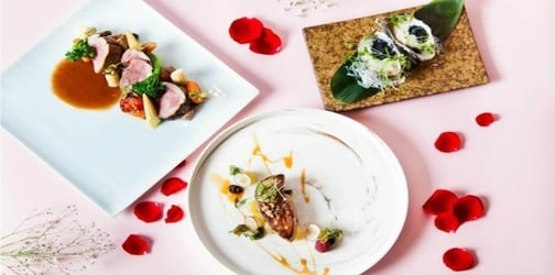 Gastronomically orgasmic eats this Valentine's Day!