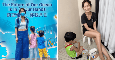 5 Reasons Why Joanne Peh's Parenting Style is Amazing!