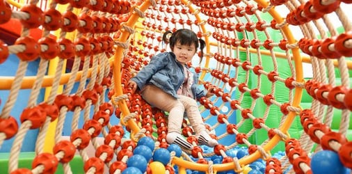 The ULTIMATE infographic guide to indoor playgrounds in Singapore!