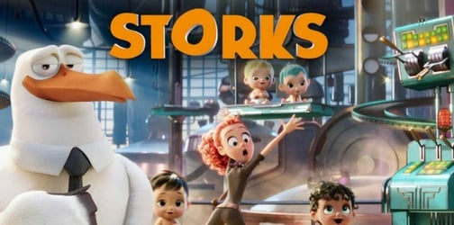 Mums & Babies - Watch Storks with your little ones at Golden Village!