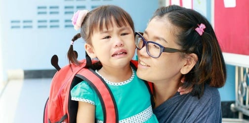 Don't ignore these dos and don'ts for that first preschool drop-off
