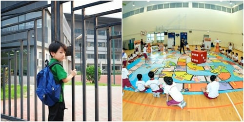 School Merge In Singapore: 14 primary, 6 Secondary Schools Affected!
