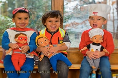 Want to raise a sensitive and a caring son? Get him these dolls!