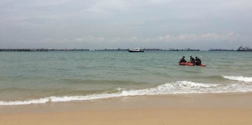 Singapore boy drowns in waters off East Coast Park