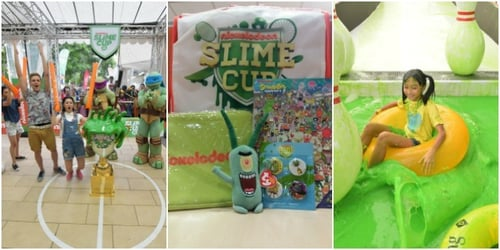 Nickelodeon Slime Cup SG 2017 is back in Singapore and here's your chance to WIN goodies!