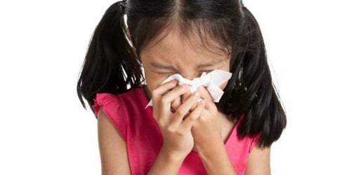 Difference between runny nose and allergies