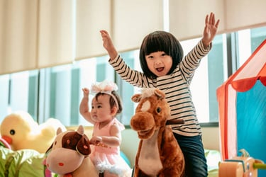 16 Unique Age-appropriate Toys Your Toddler Will Love
