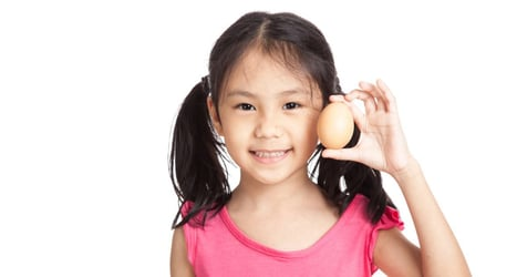 An Egg A Day Could Help Your Child Grow Bigger and Taller