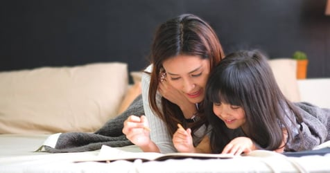 8 Fun Ways to Teach Your Singapore Pre-schooler to Read and Write!