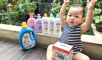 This versatile cleansing product is the answer to my baby's hygiene woes!