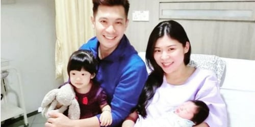 Shaun Chen And Celine Chin Welcome Baby No. 2 To The Family!