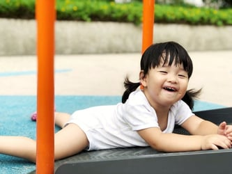 Learning through play: Playtime for my active toddler