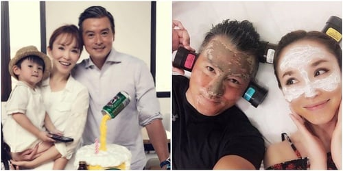 Fann Wong and Christopher Lee are giving us major #couplegoals and here's WHY!