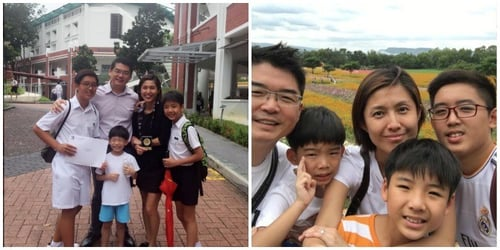 Is Lina Ng a 'Lion Mum' in Real Life?