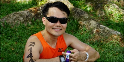 This Singapore dad reveals his 4 secrets to looking YOUNG and staying FIT!