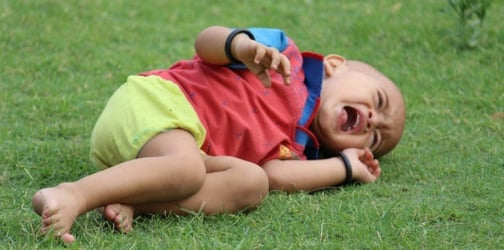 Should you be worried if your baby hits his head?