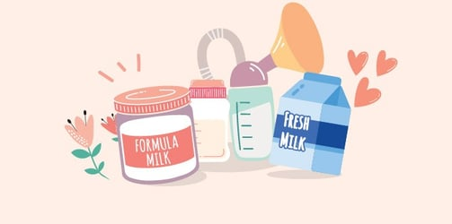 5 Things You Didn't Know And Should Know About Milk For Your Child