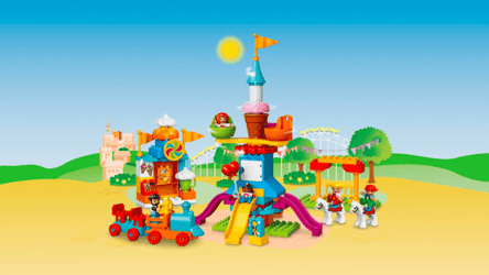 5 Amazing ways LEGO Duplo can help with your child's development