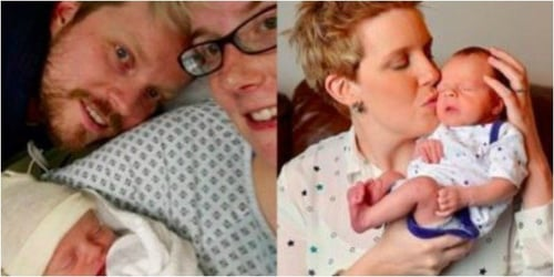 Mum Who Declined Chemotherapy To Continue Pregnancy Dies Before Baby's 1st Birthday