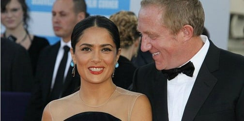 Salma Hayek's guide to catch your husband cheating