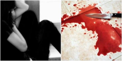 The shocking reason why this Singapore mum stabbed her husband...