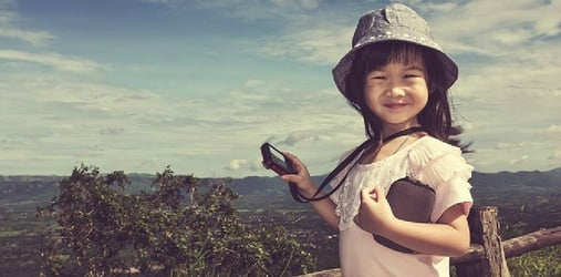 How well-travelled kids turn out smart(er)!