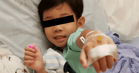 """Anaphylactic Shock in Singapore Kids: """"I Almost Lost My Son Today..."""""""