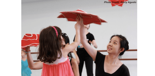 Dance with the whole family at Got to Move 2017
