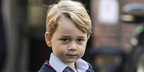 Prince George's life under threat from terrorists