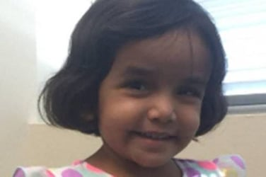 Little girl goes missing after being punished outside for not finishing milk!