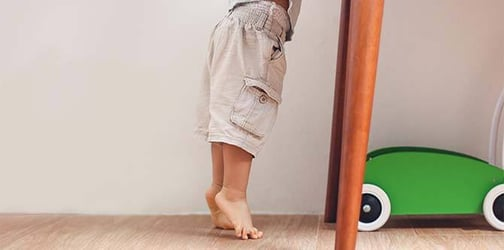Children Walking on Tiptoes: Causes, Treatment and When to Worry