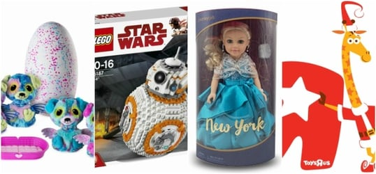 """Best toys for Christmas 2017: Top 15 toys at Toys""""R""""Us Singapore!"""