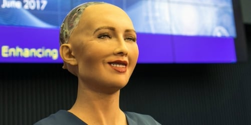 Sophia the robot now wants to be a mum and have a family!