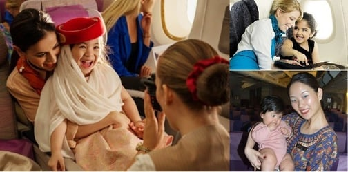 Child-Friendly Airlines: The Best Airlines To Fly With Young Children