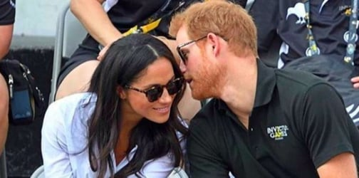 Wedding bells for Prince Harry and Meghan Markle!