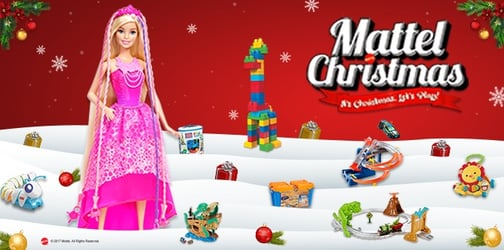 Last minute Christmas shopping? These Mattel gifts ideas will WOW your kids