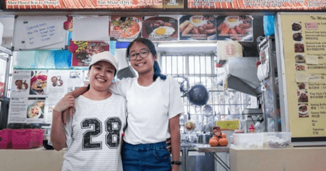 Ban Mian Seller in Singapore: This Single Mum's Story Will Move You!