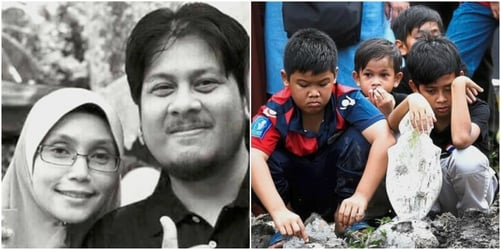 Car accident in Malaysia: Parents and baby killed, 3 children orphaned