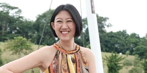 Former Singapore Prostitute Reveals How She Ended Up Marrying a Client!