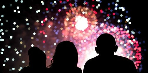 New Year's Eve celebration ideas with your family