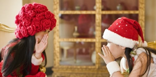 When do you tell your kids the truth about Santa, and how?
