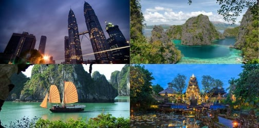 9 Vacation spots in Asia where temperatures dip below 15 degrees Celsius
