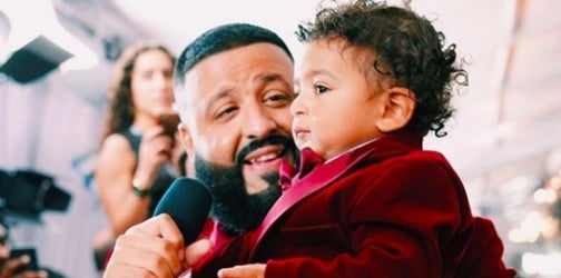 These adorable celebrity kids totally stole the spotlight at the Grammys 2018!