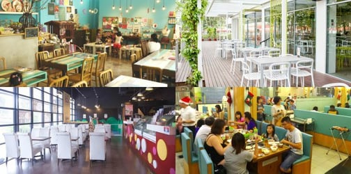 Baby-friendly restaurants in Singapore you will love!