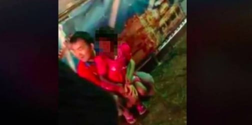 Man arrested for molesting a girl at a carnival after a video of the lewd act goes viral