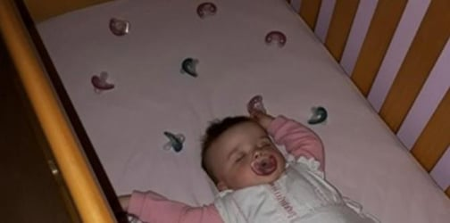 Can't seem to get your baby to stay asleep? Try this genius mum hack!