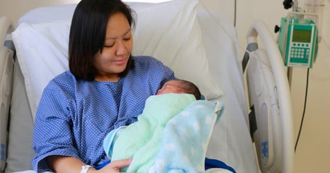 10 Surprising Things That Happen After Childbirth